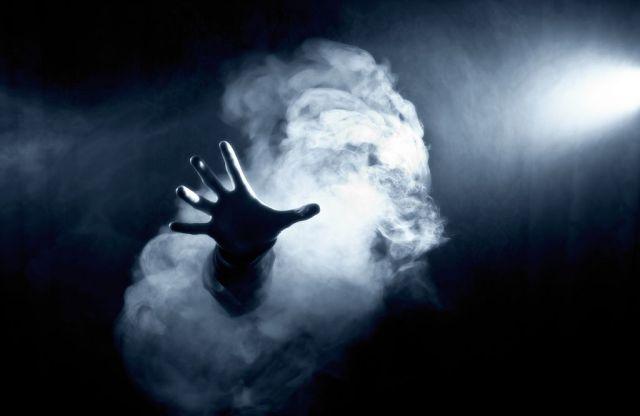 smoke-hand
